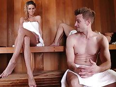 Plotting sauna sex