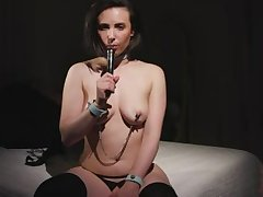 JOI for Daddy: Casey Calvert Fucks All Her Holes For You