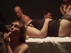 Kinky Karmen Karma and her friends love playing with dicks together