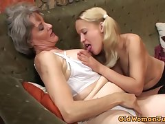 Mommy And Teenage Lesbian Sex Instalment