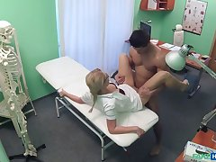 Patient gets the sexy treatment