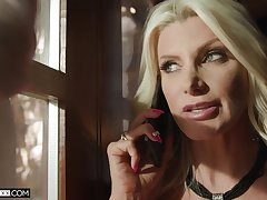A Nice Holiday Treat For MILF Brittany Andrews
