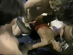 Amazing sex scene Gangbang unbelievable , helter-skelter a look