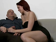 Inspection fingering increased by amazing blowjob by Natalie Hot everything is better