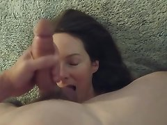 POV Rimjob He cums with my tongue up his tushy