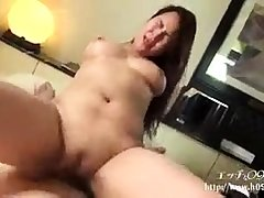 Asian ass plus wet pussy toyed hardcore in put in order up