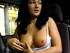 sexy girl flashes above the acclimatize
