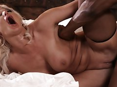 Slinky Big Mamma Mature Gets Copulated By Big Disgraceful Cock - isiah maxwell