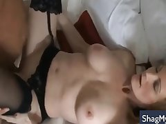 Stacked Inexpert MILF More Lingerie Gets Plowed